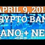 NEO MOONING (+FREE GAS COIN) + NANO NEWS?  BITCOIN BTC PRICE PREDICTION + CRYPTOCURRENCY CRASH 2018!