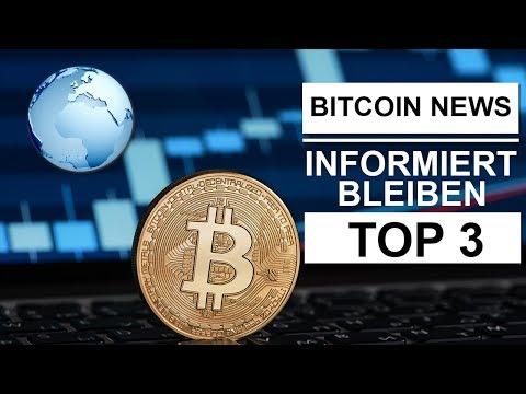 BITCOIN NEWS SEITEN - Immer aktuell bleiben!