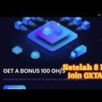 Setelah 8 Hari Gabung Oxtans Apakah Scam ? | Nambang Bitcoin Gratis