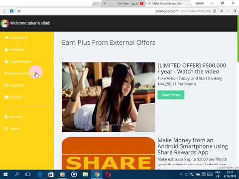 Easiest way to make money online with payingood.com
