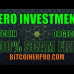100% SCAM FREE Zero Investment – Free Bitcoin and Free Dogecoin