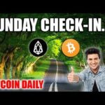 CRYPTOCURRENCY/BITCOIN SUNDAY CHECK-IN   –[Bitcoin over 9000 & EOS news]