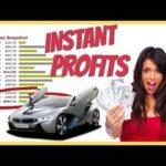 Make money online [Instant profits] The CB Passive Income For 2018!