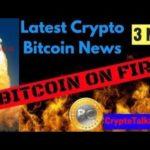Latest Crypto News 3 Nov 17 ( In hindi), Bitcoin on Fire, crossed 7000 $ क्या होगा अब बिटकॉइन का