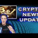BITCOIN & CRYPTO MARKET RECAP & NEWS ~ MASTERCARD PATENT FOR TRANSACTION SPEED