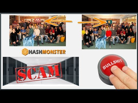 Hashmonster Review | Hash monster Bitcoin Cloud Mining Potential SCAM!