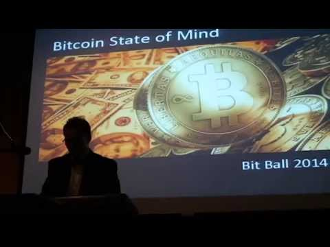 A Bitcoin Parody: I'M IN A BITCOIN STATE OF MIND