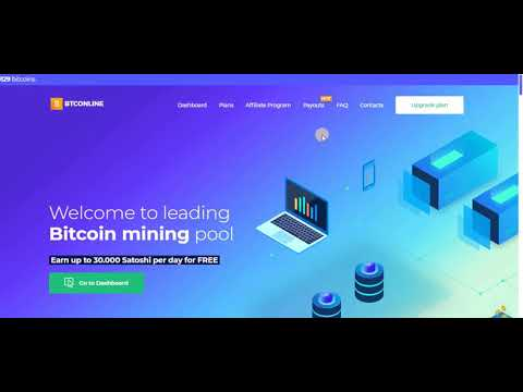 New Bitcoin Mining Pool Site   Earn Daily 0 0003 Bitcoin   Without Investment