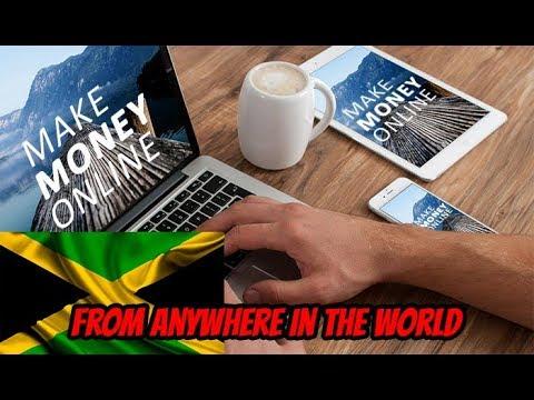 5 Best Ways To Make Money Online From Jamaica/Caribbean