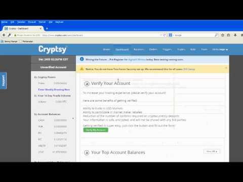Tips trading cryptocoin dari CRYPTSY