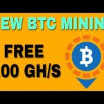 New Bitcoin Cloud Mining 2018 | Free Mining Site 100 GH/S Bonus