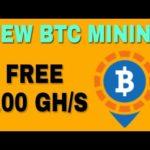 New Bitcoin Cloud Mining 2018 | Free Mining Site 100 GH/S Bonus