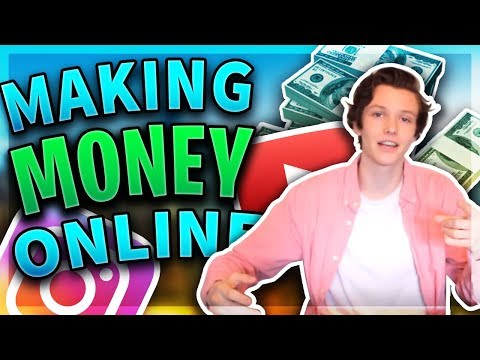 Let's Make Money Online - Jaden