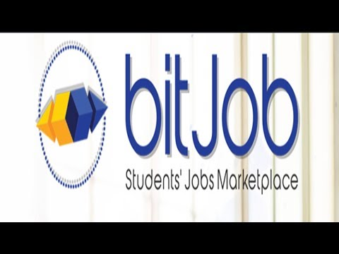 Bitjob Students Jobs Marketplace ICO
