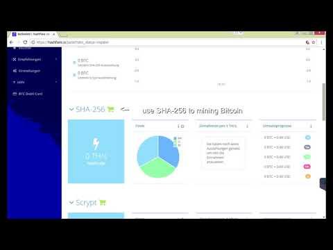 Hashflare Cloudmining How To Mining Bitcoin
