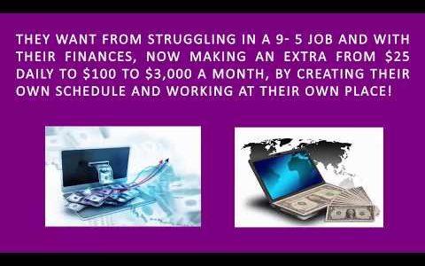 Make Money Online! Simple Method Earn $50 Per Hr 30 Day Game