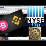 ByteCoin list on Binance, NYSE/Bitcoin News, $BTC and $ETH TA Update, Consensus, & No ETH Hearing