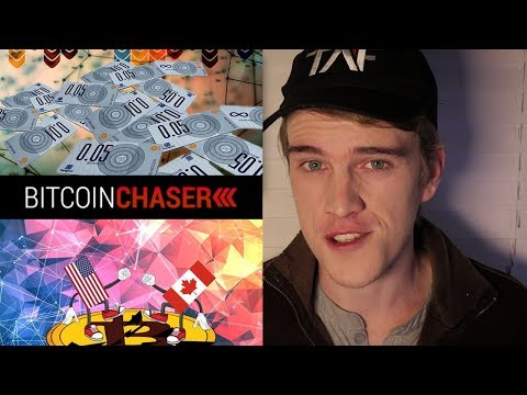 Bitcoin Gets Physical With Smart Banknote | Crypto News Live - Bitcoin Chaser