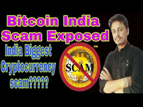 Bitcoin India Scam Exposed | India Biggest Cryprtocurrency scam | Being India Crypto Tech