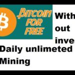 Free Bitcoin Mining Earn Unlimeted Bitcoin Without ivestment