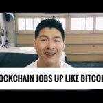 Lots of Blockchain Jobs – Rise and Fall with Bitcoin Price?