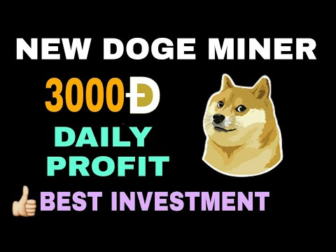 New DogeMiner 2018 | Best Doge Mining Site | Earn Free Dogecoin