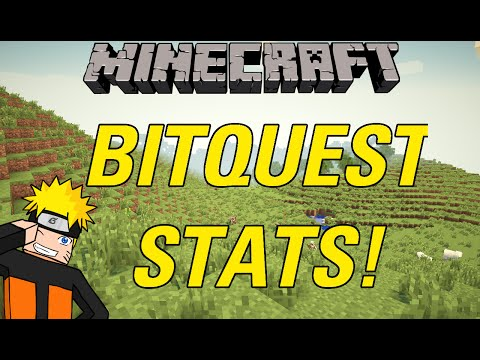Minecraft (PC) - 'BITCOIN SERVER STATS!'