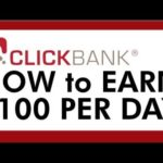 How To Make Money Online With Clickbank For Free 2018! $100 A Day And Its Works!