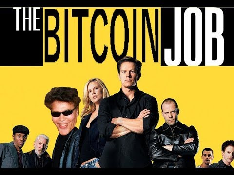 The Bitcoin Job (2018) - Trailer
