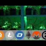 AWS MINING ESPANOL Bitcoin y Altcoin Farm Paraguay   Espanol