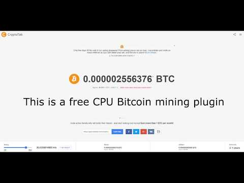 Free Bitcoin Mining | Working Pay Out | NO DOWNLOAD