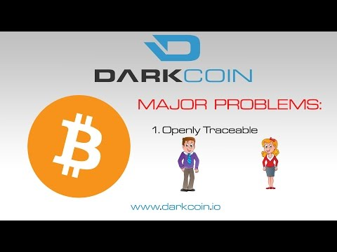 Darkcoin, Not Bitcoin!
