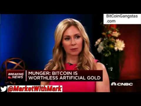 BitCoin Discussion w/ Crypto-Bashing Elite: Buffett/Gates And Munger - BitCoin Gangstas