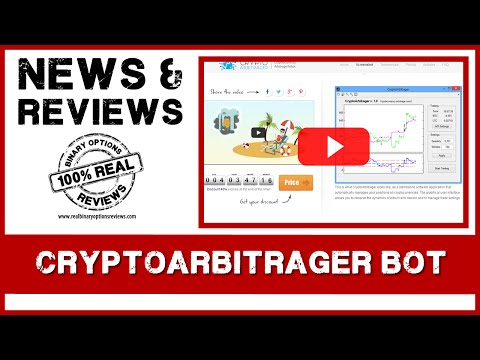 CryptoArbitrager – Cryptocurrency Trading Bot – News & Reviews