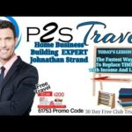 P2S TRAVEL Make Money From Home | How To Make Money From Home In Travel | P2S Homebase Business
