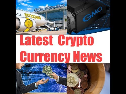 Crypto News #1 GST on Bitcoin | Bitconnect Scam | GMO Miner B2 | Bitcoin earning
