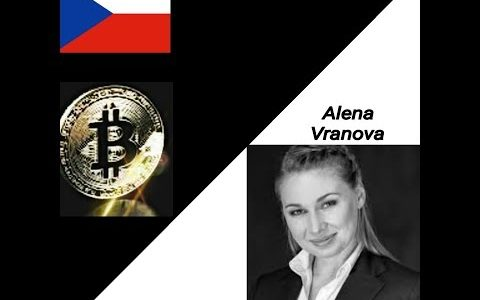 Alena Vranova On Slow European Crypto Industry Technology  – BitCoin Gangstas