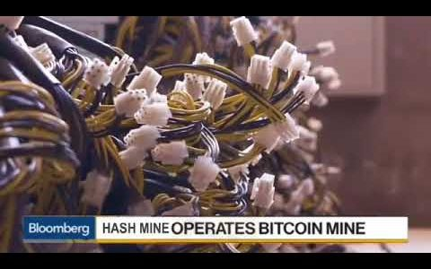 Start Bitcoin mining today Hash Mine