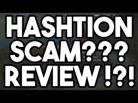 HASHTION SCAM !?!? HASHTION REVIEW !!!