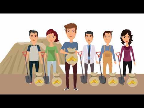 Geld verdienen mit Bitcoin Mining / MINING GROUP / Kryptowährungen