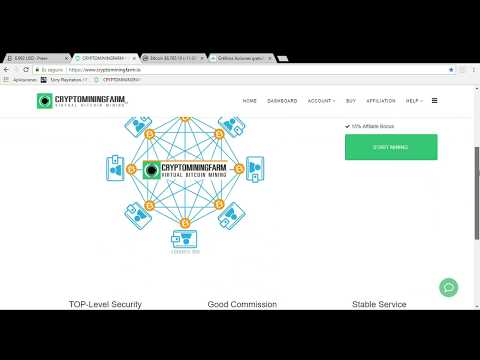 CRYPTOMININGFARM   Virtual Bitcoin Mining