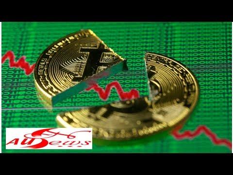 Hacker bringen Bitcoin-Kurs wieder einmal zum Absturz