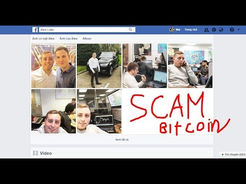 Alex Luke Scam Exploitation of Bitcoin Mining investment - Scam Bitcoin Mining