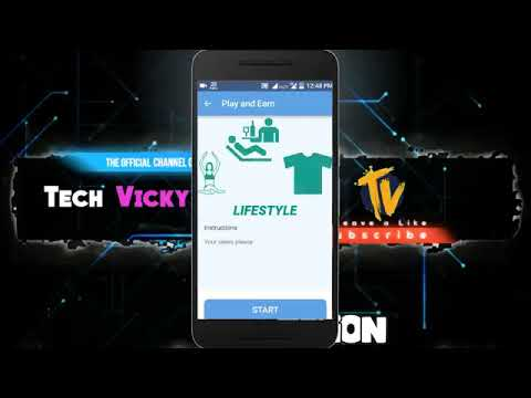 Earn Paytm Money Free And Easiest Way Per Day 500rs [MAKE MONEY ONLINE].mp4