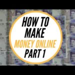 💰💰 How To Make Money Online – Ebay Series – Part 1 💰💰