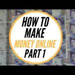 💰💰 How To Make Money Online - Ebay Series – Part 1 💰💰