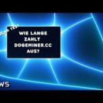 Scam Test: Wie lange zahlt Dogeminer.cc aus!? (+ Doge Verlosung) [Bitcoin Mining]