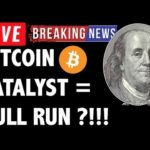 HUGE CRYPTO NEWS SPARKS BITCOIN BULL RUN! BTC & CRYPTOCURRENCY TRADING ANALYSIS