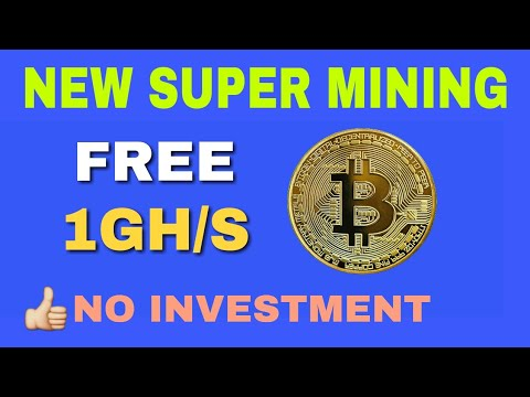 Free Mining Site | Best Bitcoin Mining | New Mining Site