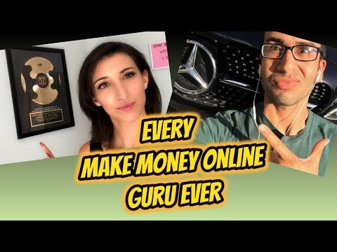 Things Every MAKE MONEY ONLINE YOUTUBE GURU Says! (affiliate, shopify, facebook ads- EXPOSED!)